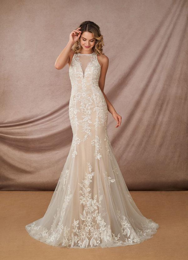 Azazie Sheila Wedding Dress