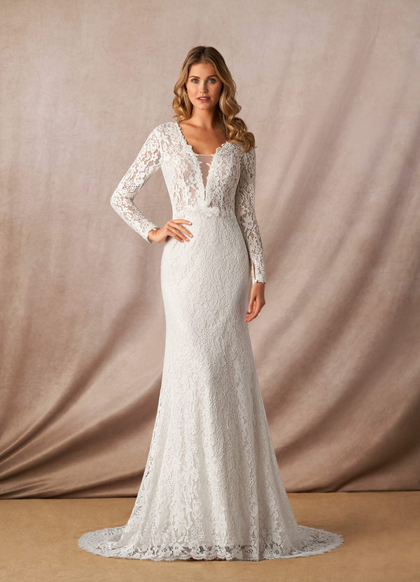 Diamond Wedding Dresses Diamond Bridal Gowns Azazie
