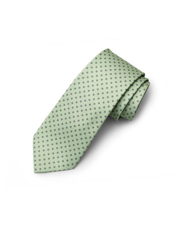 Gentlemen's Collection Pin Dots Wide Tie