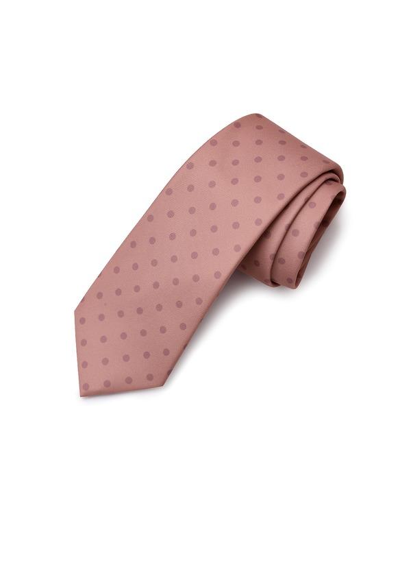 Gentlemen's Collection Polka Dots Wide Tie