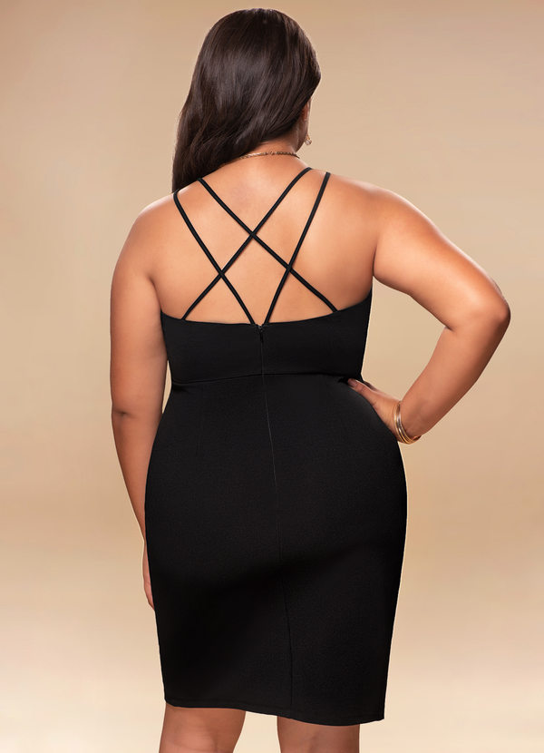 Metropolitan {Color} Open Back Midi Dress