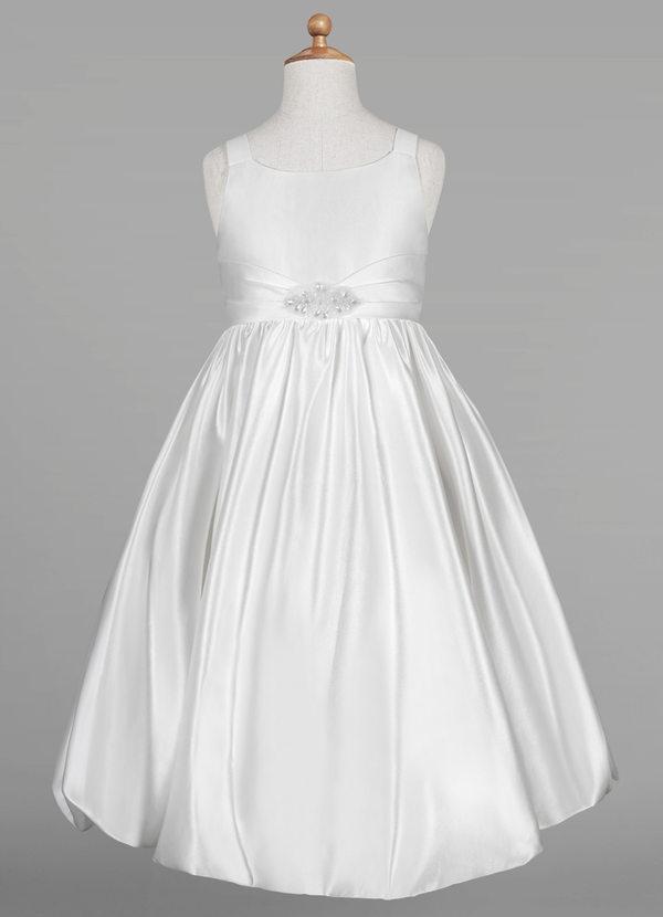Azazie Tavia Flower Girl Dress