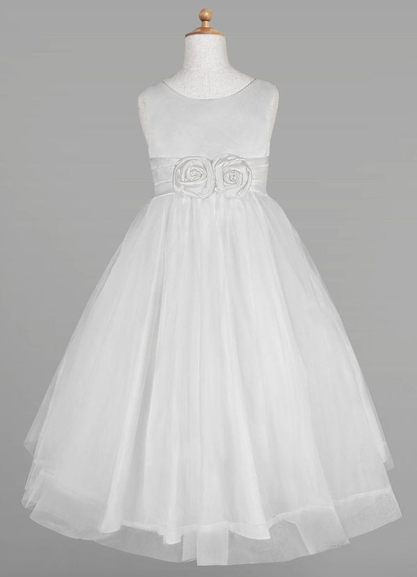 Azazie IIala Flower Girl Dress