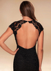 Spoil Me Backless {Color} Lace Dress