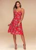 Secret Garden {Color} Midi Dress