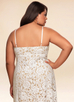 Shopping Spree {Color} Lace Midi Dress