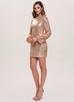 Perfect Glam {Color} Sequin Mini Dress