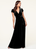 Dreaming Of You {Color} Velvet Maxi Dress
