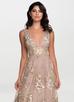 Romantic Adventure {Color} Embroidery Maxi Dress