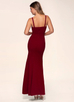 Luxury in Simplicity {Color} Stretch Crepe Maxi Dress