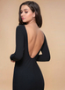 Magical Hour {Color} Backless Midi Dress