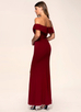 My Valentine {Color} Stretch Crepe Maxi Dress