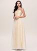 Luna {Color} Strapless Maxi Dress