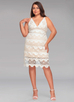 Counting Stars Crochet {Color} Lace Dress