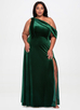 La Belle {Color} Velvet Maxi Dress
