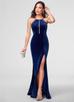 A La Mode {Color} Velvet Maxi Dress