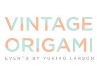 Vintage Origami