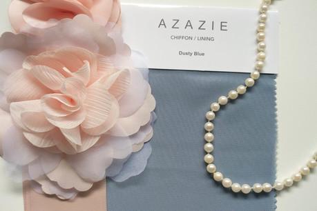 Azazie Swatches - Bridesmaids & Wedding Party