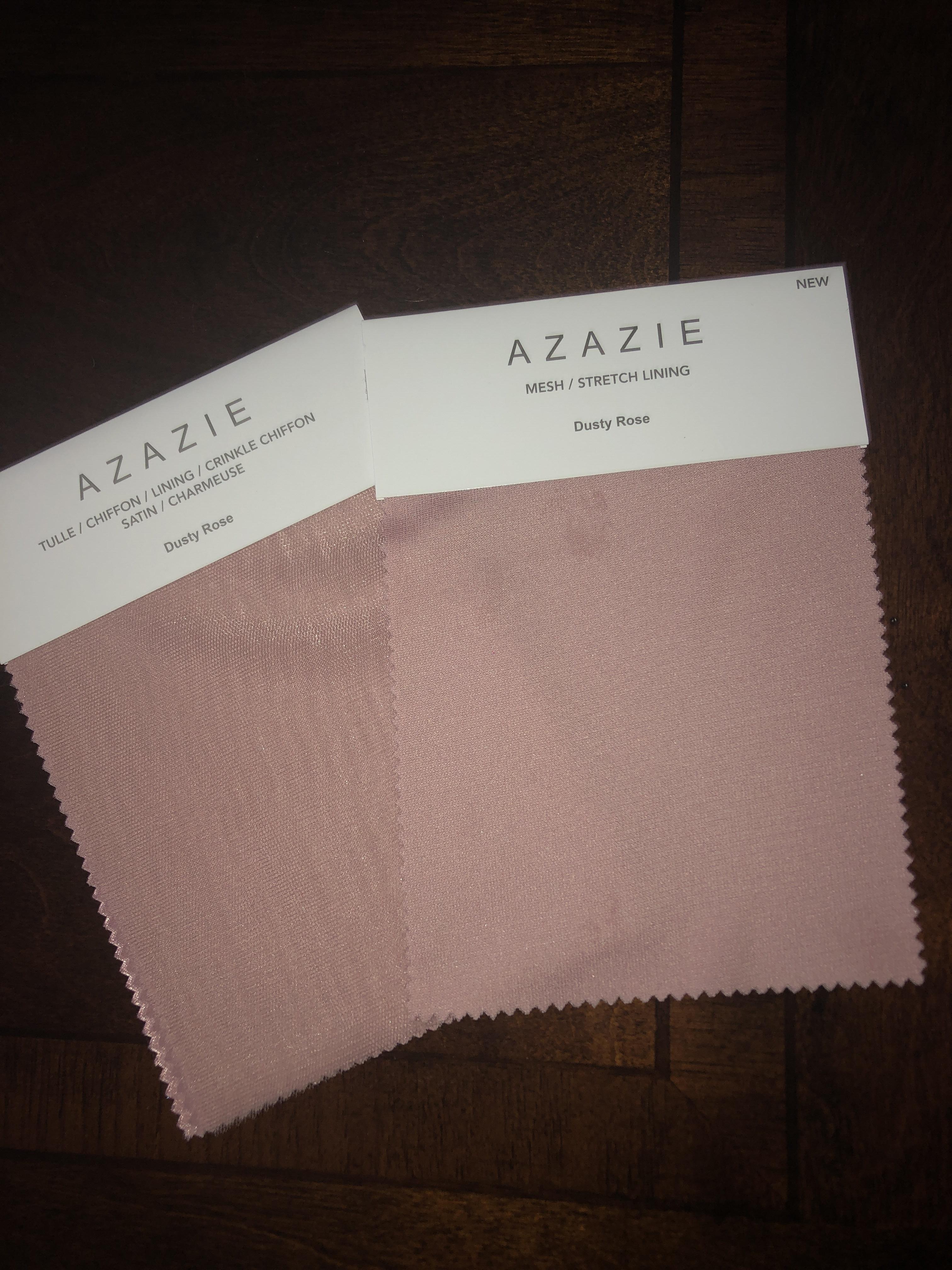 d9783dc1ef3b Azazie Swatches - Bridesmaids & Wedding Party Swatches | Azazie