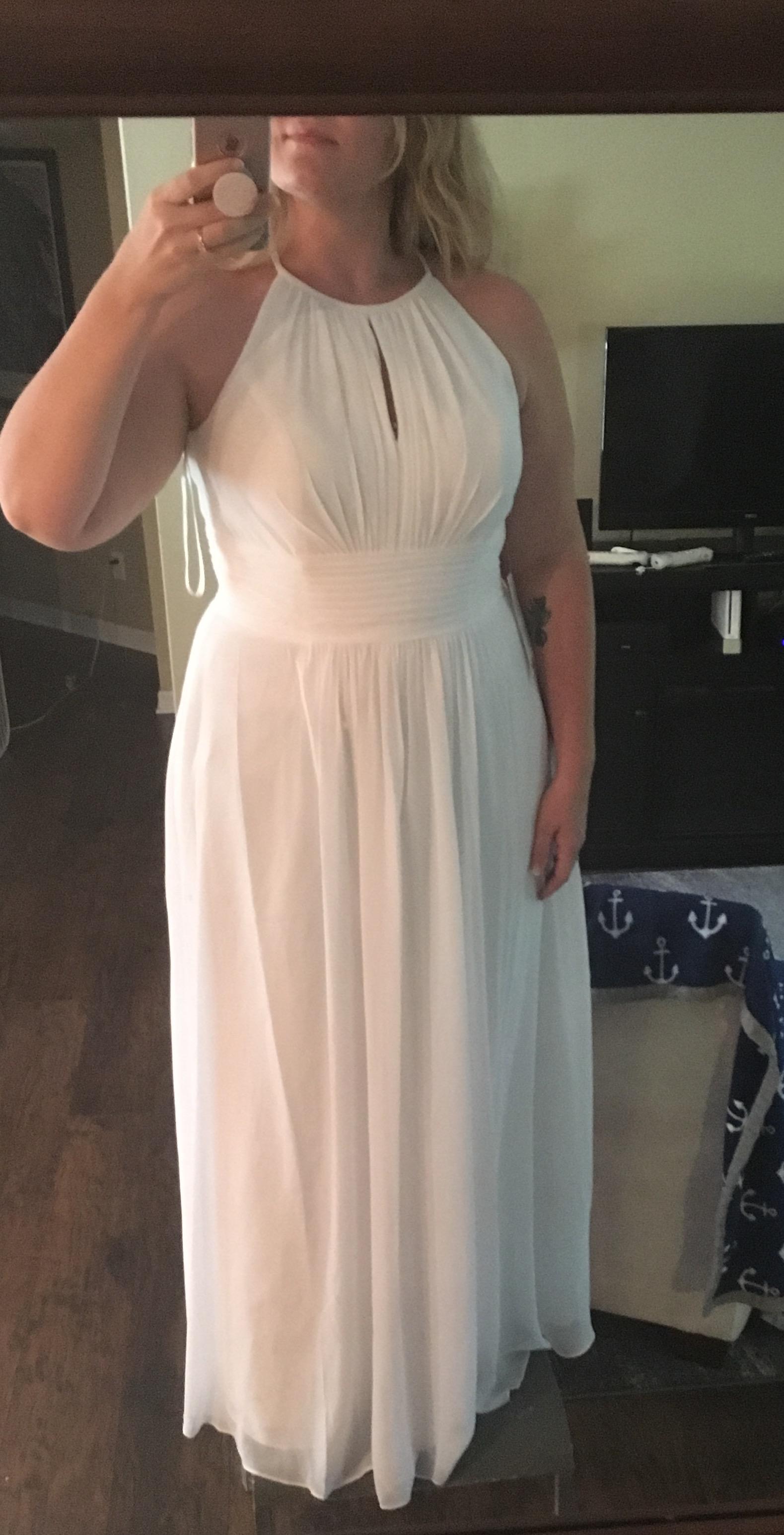 My Ceremony Dress