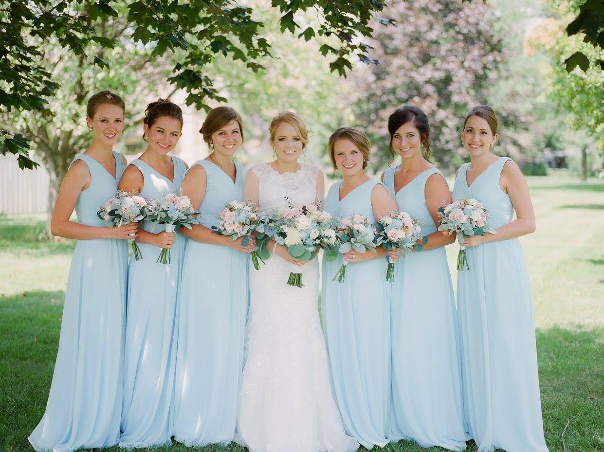 278c7e1b33 Azazie Flora Bridesmaid Dress