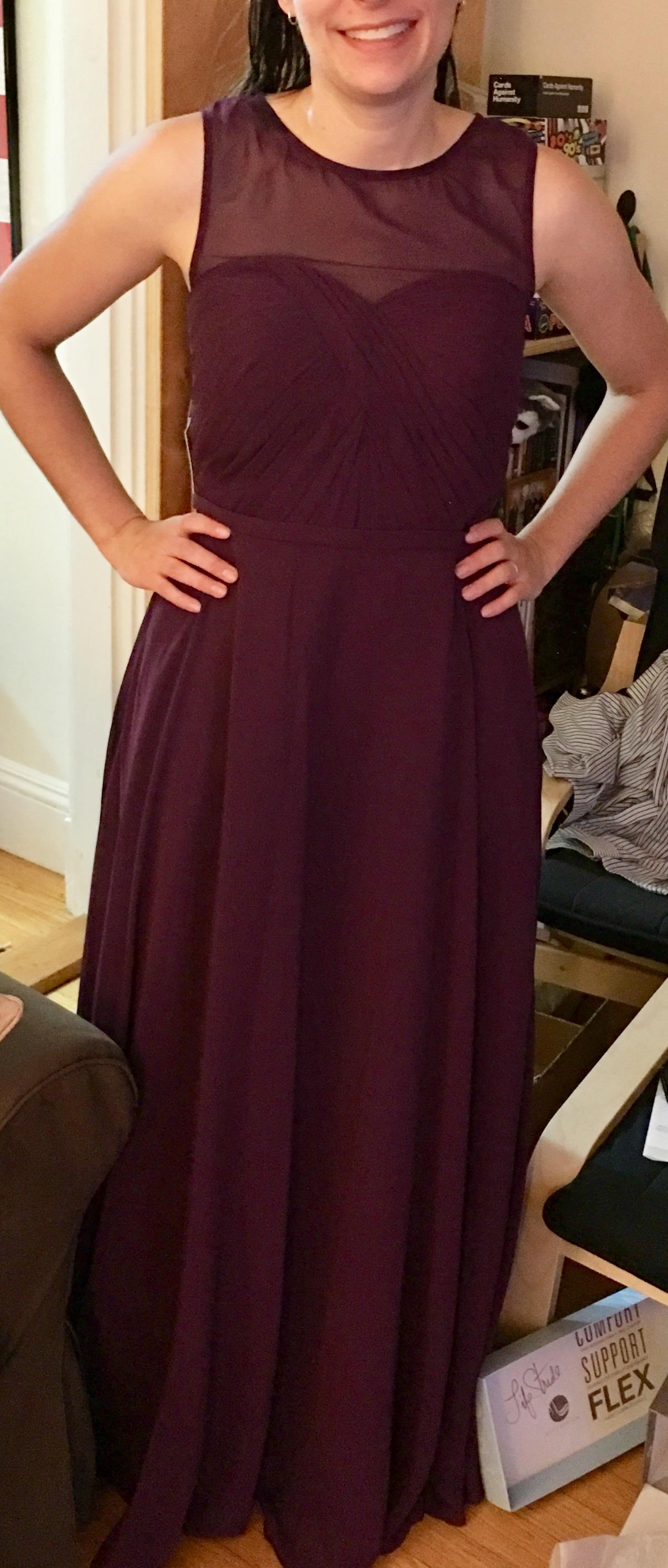 0dbd7acdfd7 Azazie Justine Bridesmaid Dress