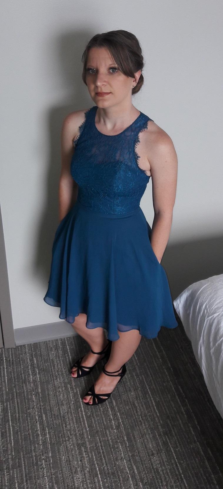 9bcbe9f033c Azazie Sylvia Bridesmaid Dress