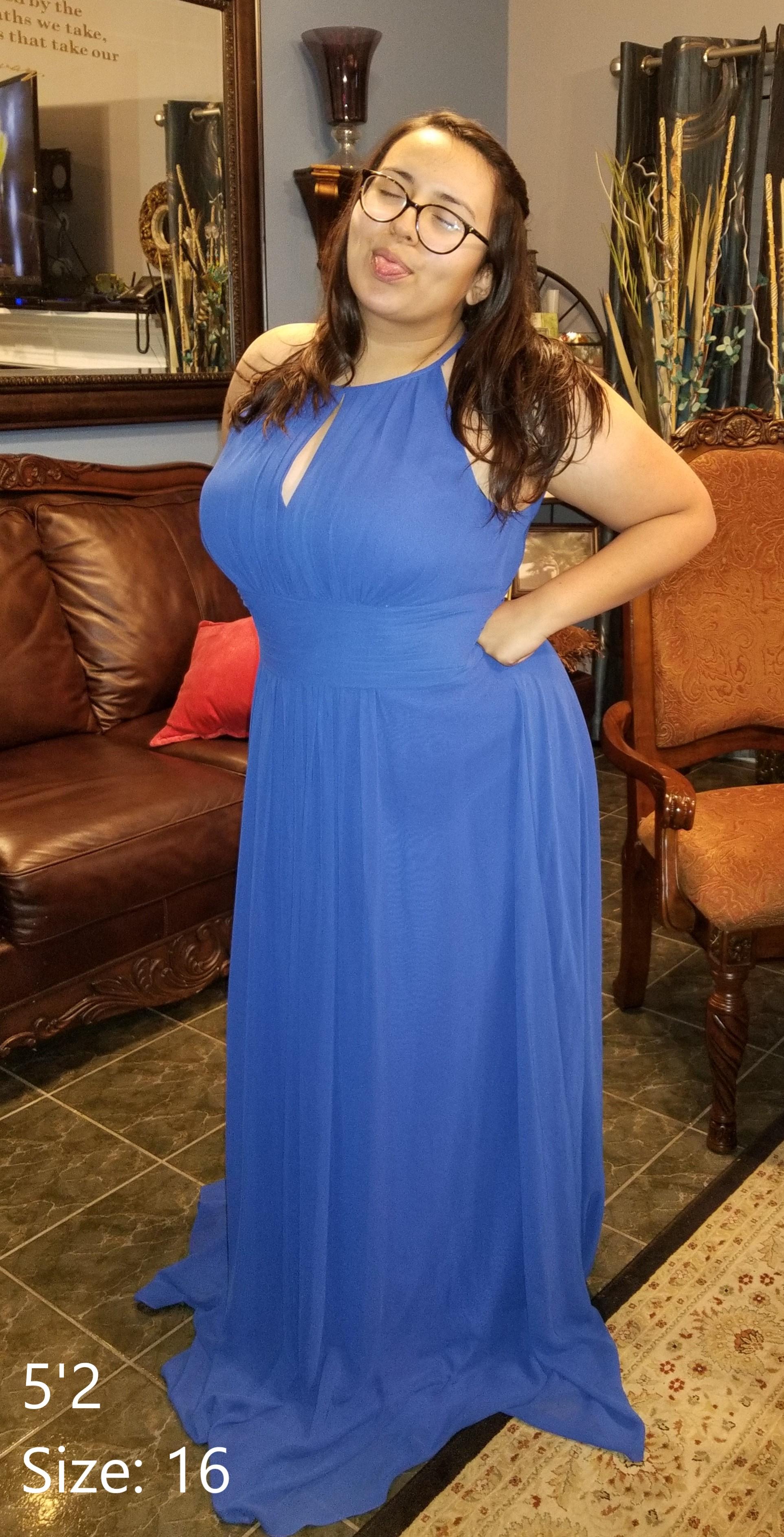 58e3acc5e9 Azazie Bonnie Bridesmaid Dress