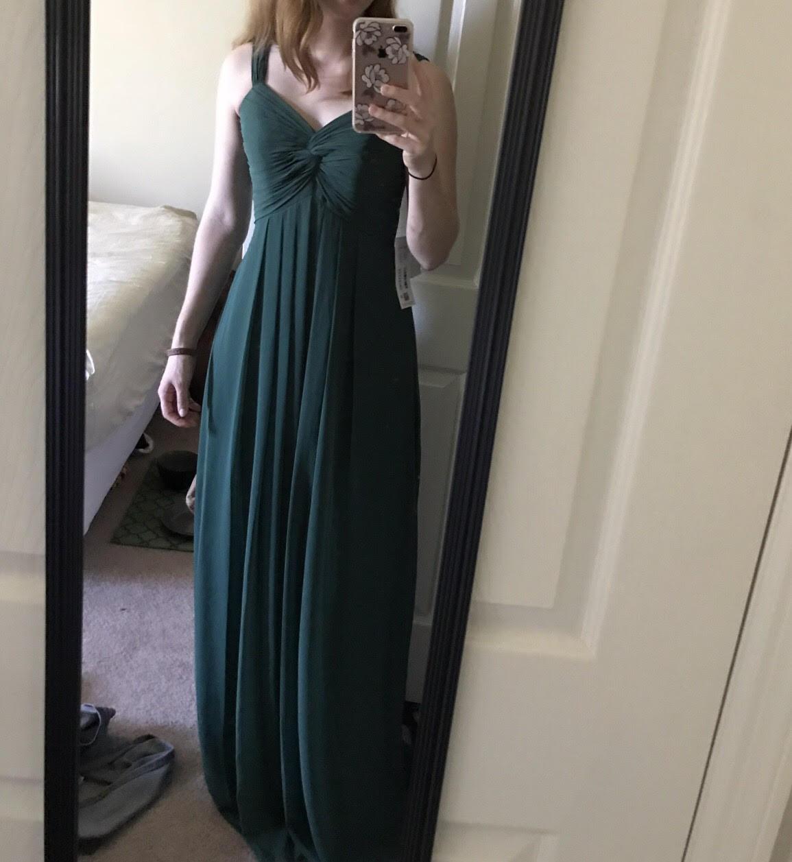 1c6883e174a Azazie Kaitlynn Bridesmaid Dress - Lavender