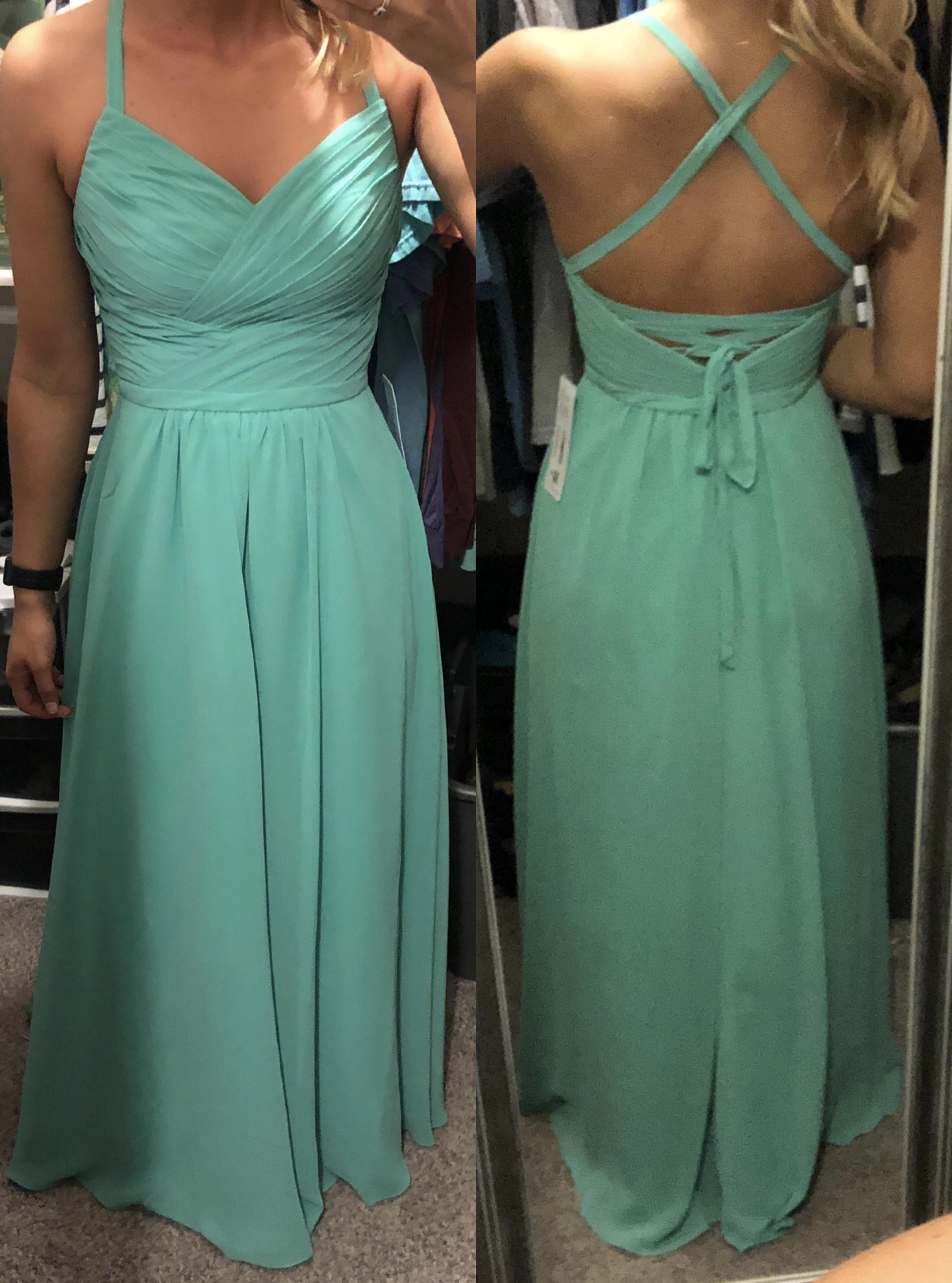 b362e5f17fc Azazie Amari Sample Dress