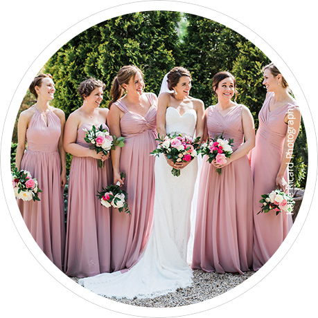 Shop Dusty Rose Bridesmaid Dresses