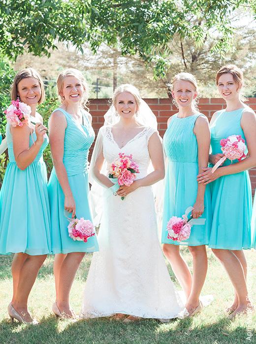 Shop Mint Bridesmaid Dresses