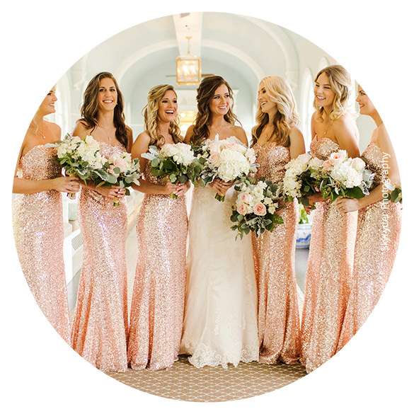 Shop Sequin Bridesmaid Dresses