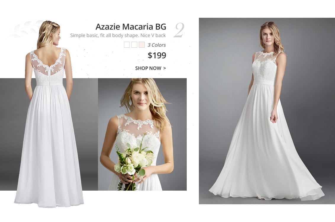 Azazie Macaria BG