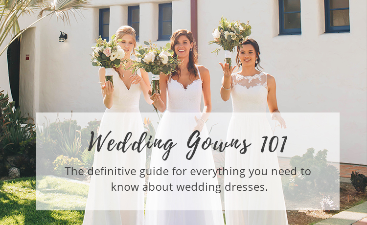 Wedding Gowns 101