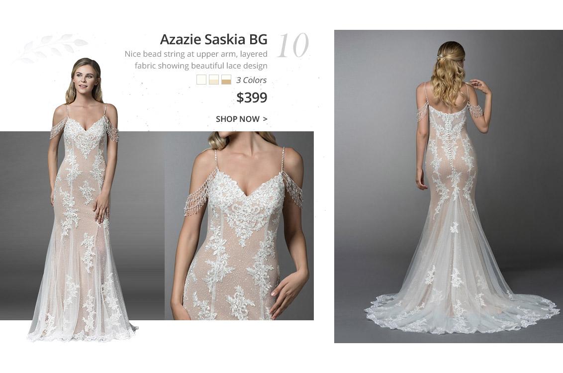 Azazie Saskia BG