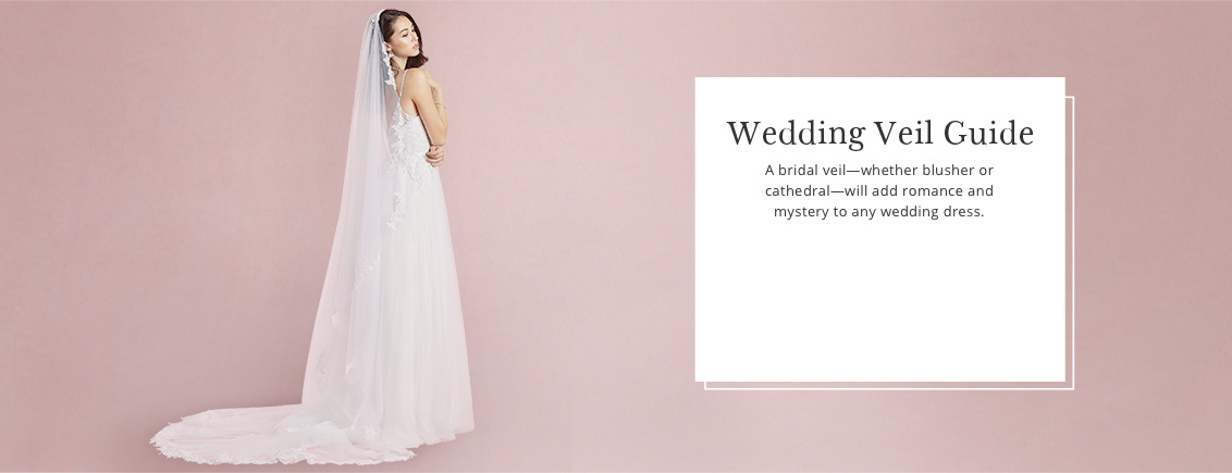 wedding veil guide