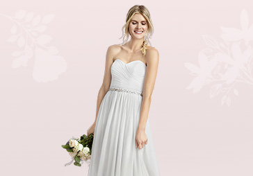 Spring/Summer  Wedding Dresses