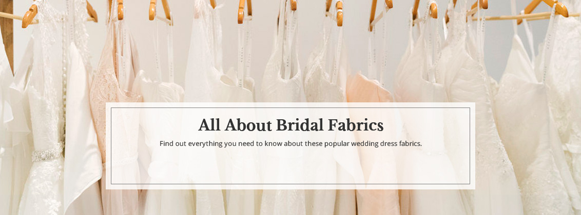 wedding fabric facts