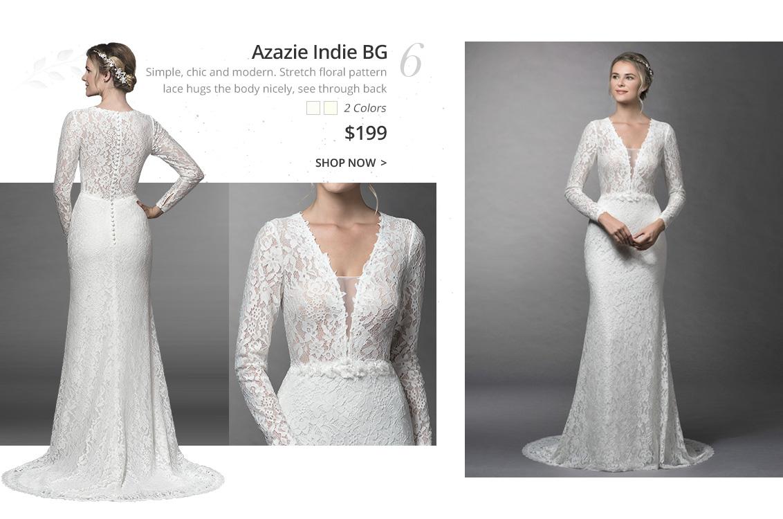 Azazie Indie BG