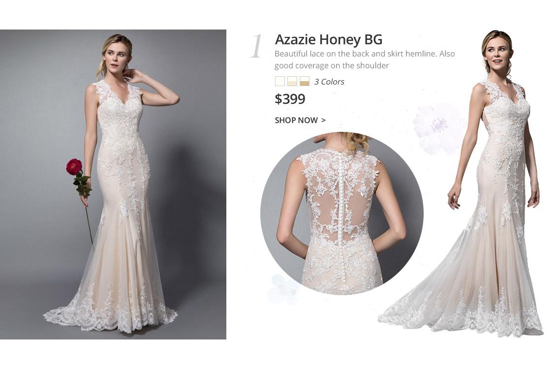 Azazie Honey BG