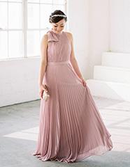 dusty color bridesmaid dresses