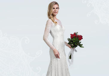 Fall/Winter Wedding Dresses