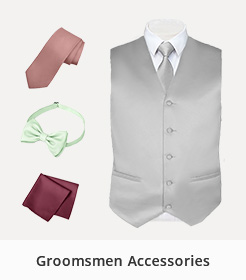 groomsmen accessories