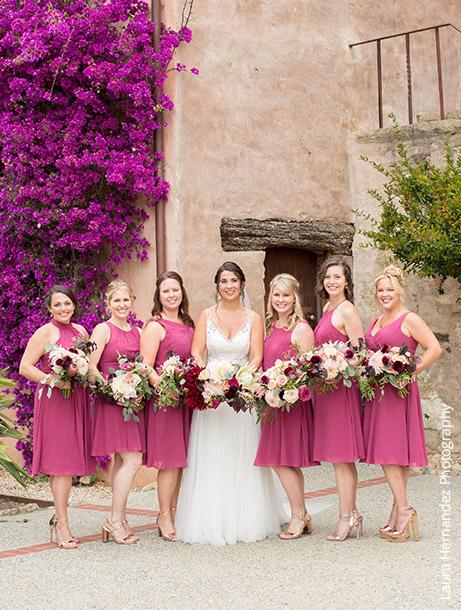 Shop Short Knee Length Bridesmaid Dresses>>