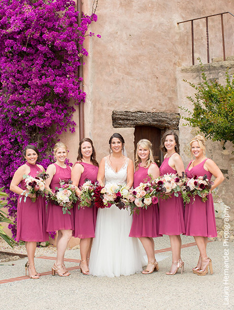 Shop Short Knee Length Bridesmaid Dresses>>