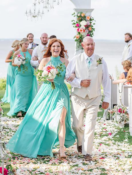 Shop Bright Bridesmaid Dresses>>