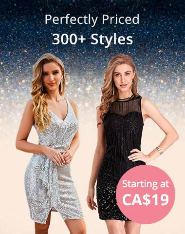 Dresses Starting At CA$18