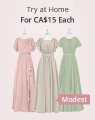 Sample modest