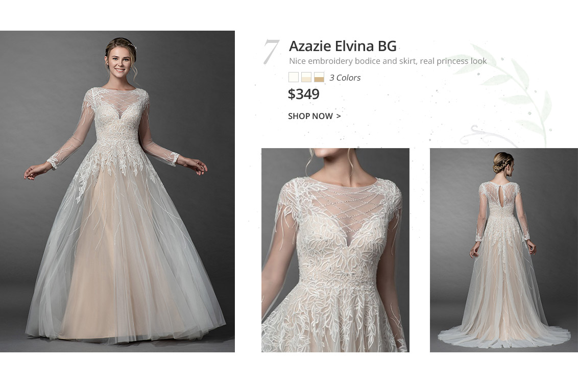 Azazie Elvina BG